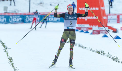 2015/16 FIS Nordic Combined World Cup