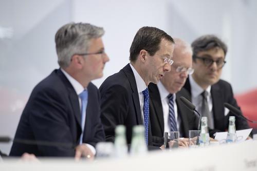 Jahrespressekonferenz 2015