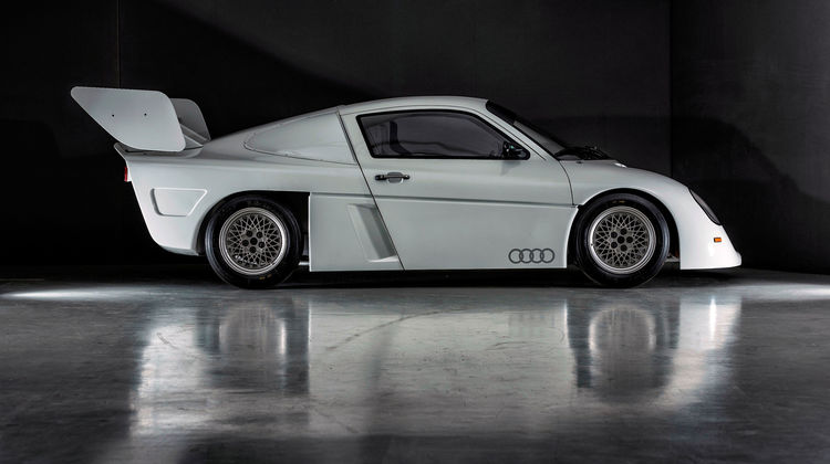 "Audi Tradition presents ""rarities"" at the Techno Classica classic car exhibition"