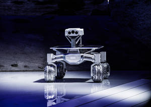 "Audi.torium: ""Mission to the Moon"""
