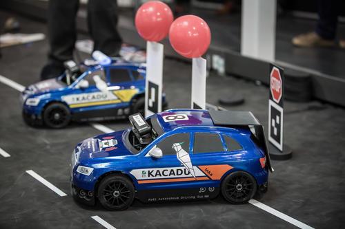 Audi Autonomous Driving Cup 2016