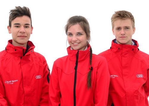 Audi Sport racing academy