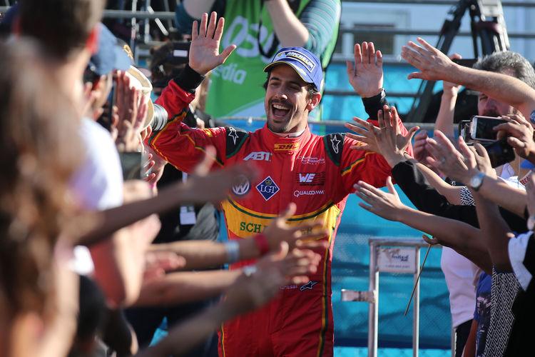 Lucas di Grassi triumphiert bei Formel E in Long Beach