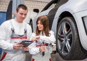 Bestnoten für Audi-Berufsausbildung