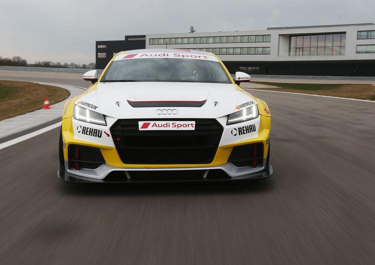 Audi Sport TT Cup Trackday 2016