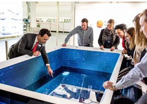 Audi Neckarsulm bietet Einblicke  in die Werklogistik
