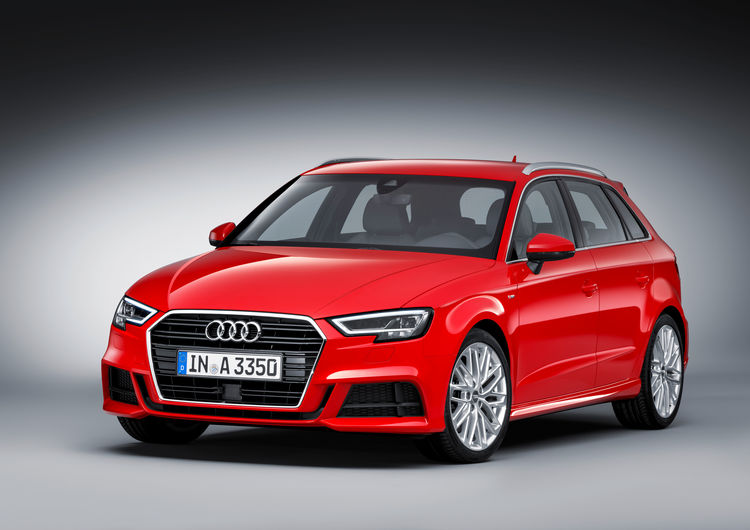 Technology Update for the Compact Bestseller – the new Audi A3