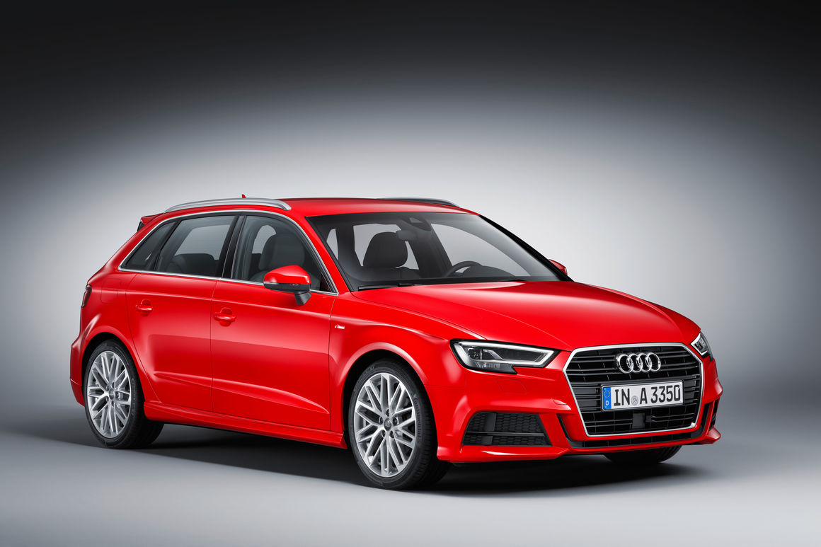 the new audi a3 – even more attractive and dynamic | audi mediacenter