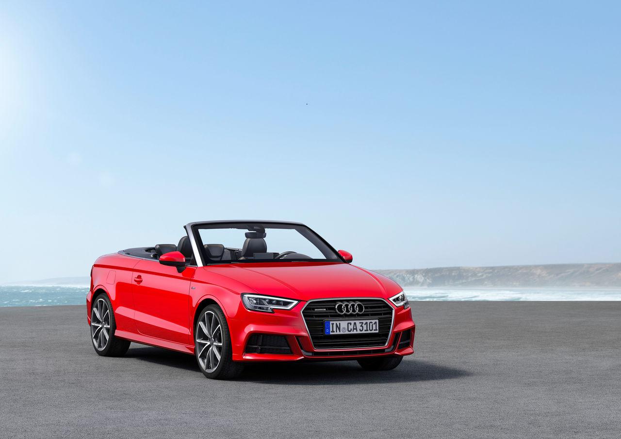 Audi A3 Cabriolet 2016 Audi Mediacenter