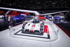 Automobilsalon Genf 2015