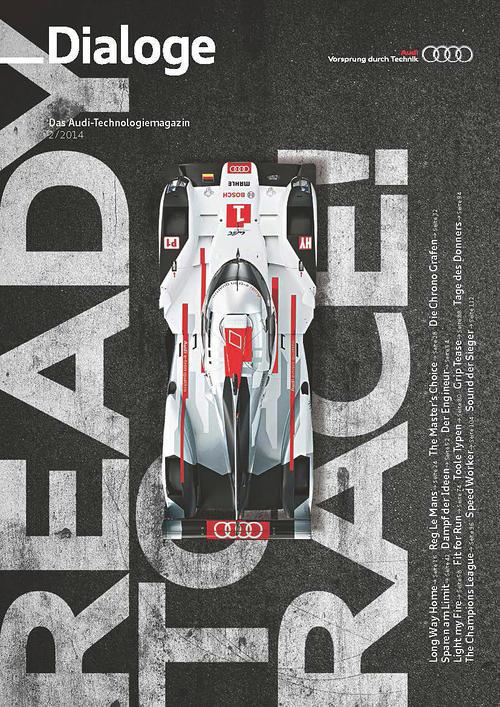 Dialoge - Das Audi-Technologiemagazin 2/2014