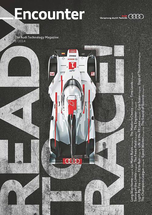 Encounter - The Audi Technology Magazine 2/2014