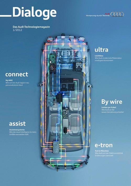 Dialoge - Das Audi-Technologiemagazin 1/2012