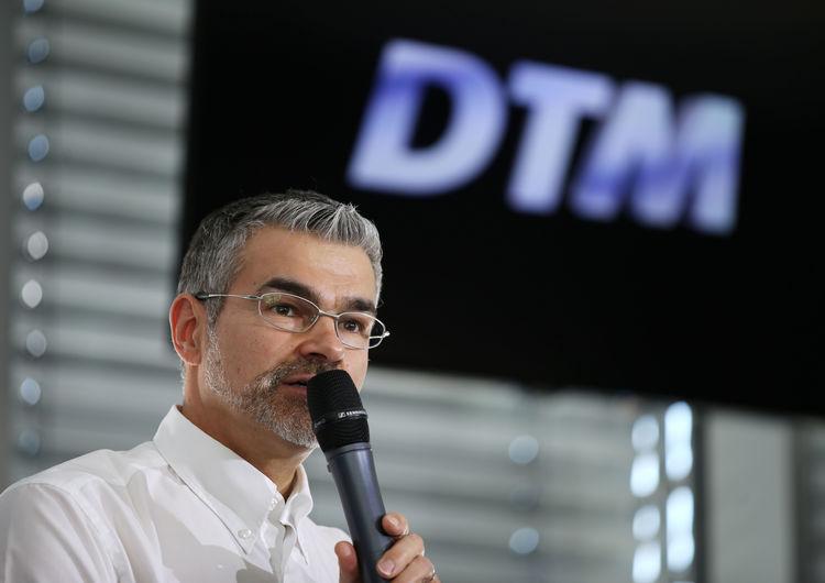 DTM Test Hockenheim