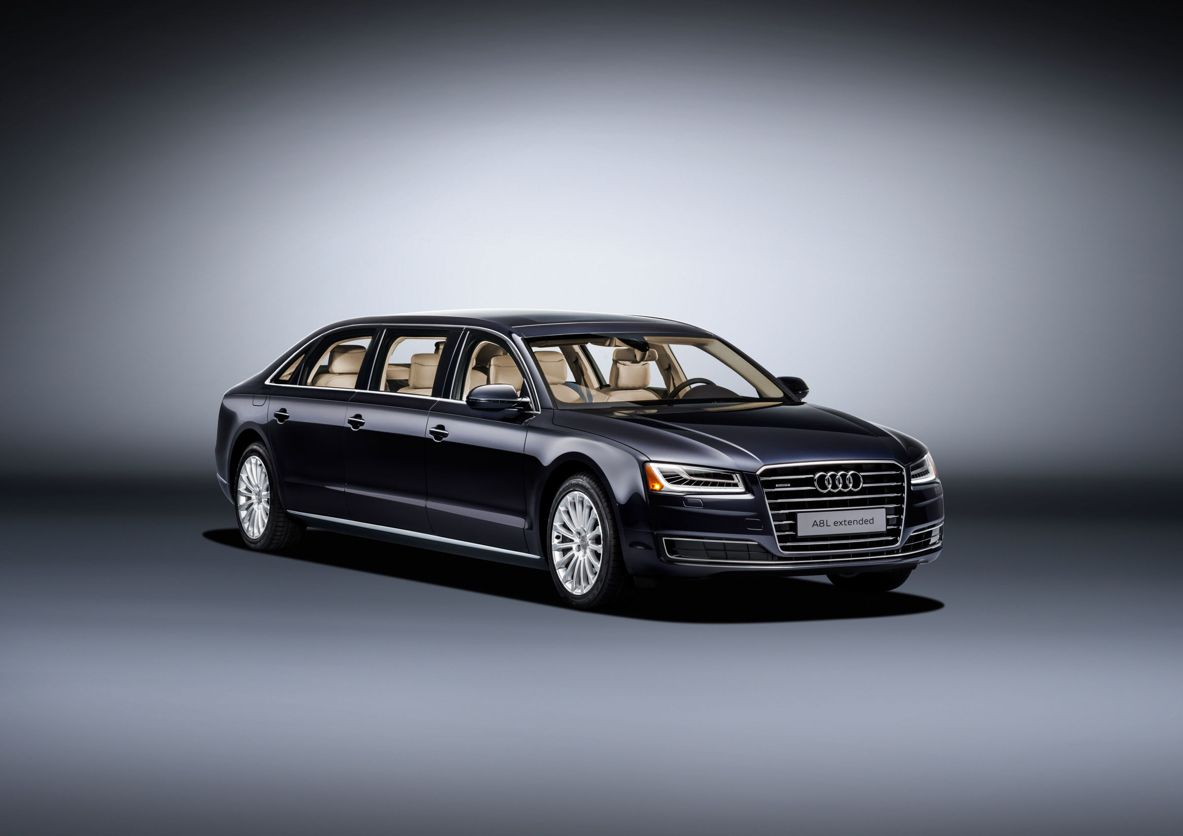 Audi A8 L Extended 2016