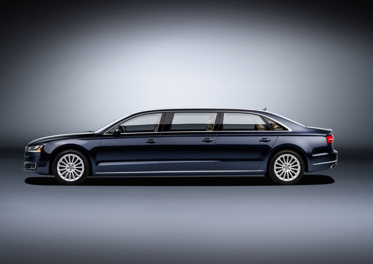 Audi A8 L extended (2016)