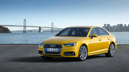 AUDI AG: Strongest starting quarter with over 450,000 deliveries