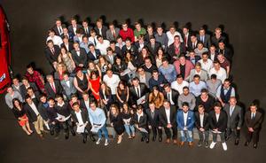 Abschlussfeier: Audi Neckarsulm übernimmt alle 102 Auszubildenden des Jahrgangs