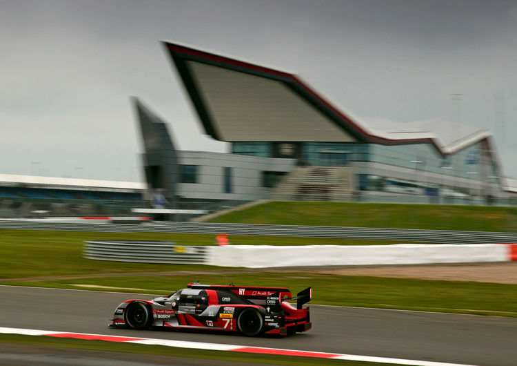 WEC Silverstone 2016