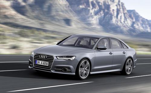 Audi A6 TFSI ultra