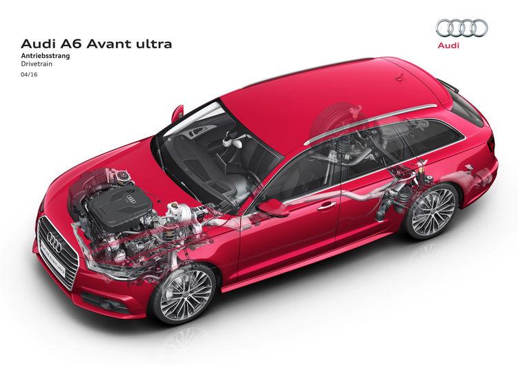 Audi A6 Avant ultra