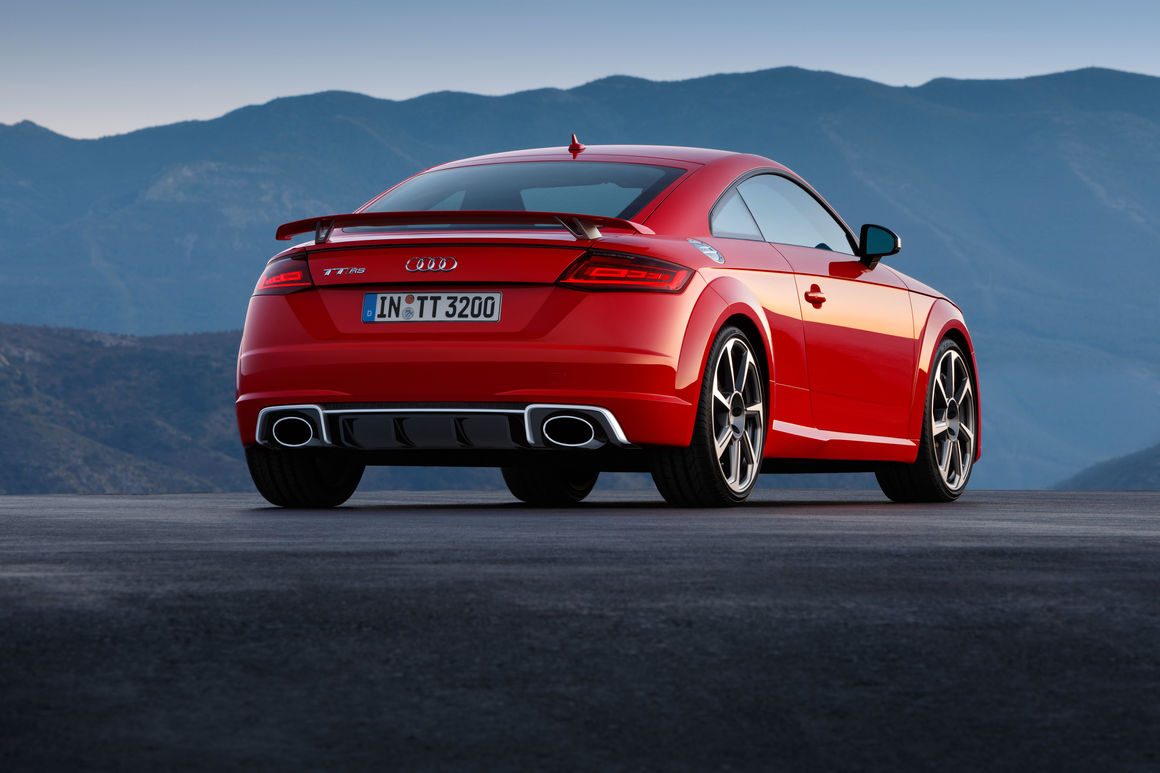 Audi Tt Rs Coupé 2016 A162812 Full