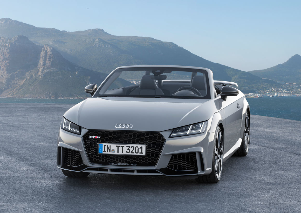 audi tt rs roadster 2016 audi mediacenter. Black Bedroom Furniture Sets. Home Design Ideas