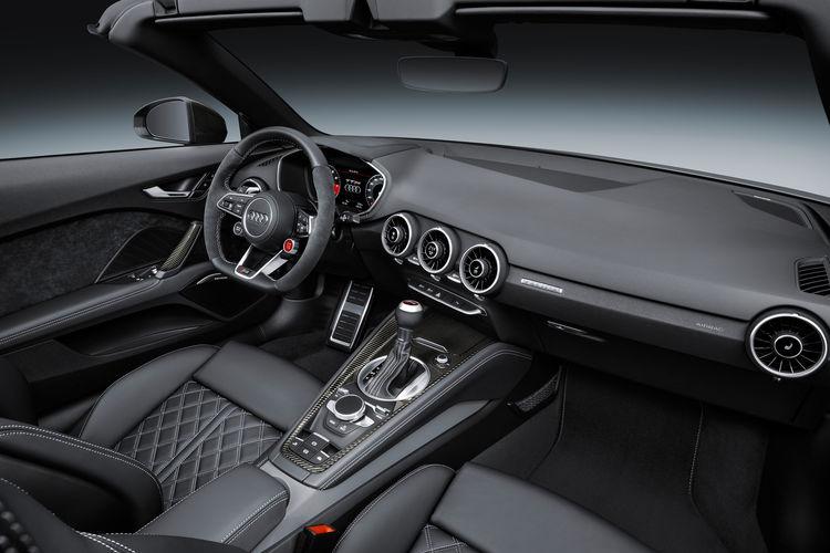 Audi TT RS Roadster (2016)
