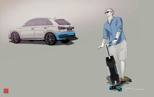 Auto China 2016: Audi presents Audi connected mobility ...