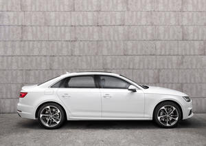 Audi A4 L (offer on the Chinese market)