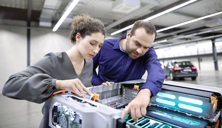 trendence study: Audi is a top employer