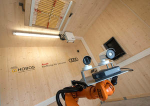 "Audi Environmental Foundation: starting signal for ""Smart HOBOS"" high-tech beehive"