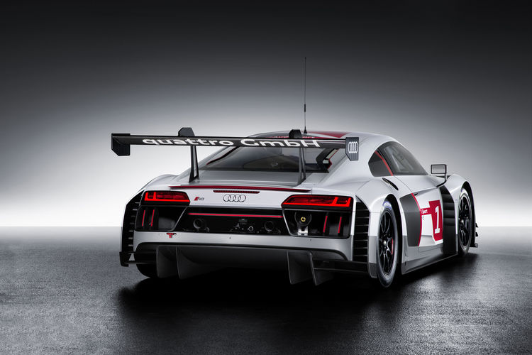 Audi R8 LMS establishes new race car generation
