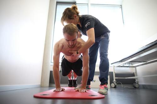 DTM fitness checkup
