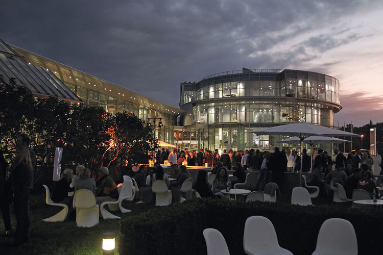 """Summer Sounds"" at the Audi Forum Ingolstadt"
