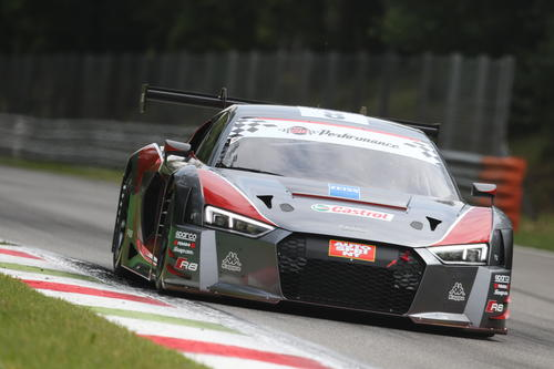 GT Italien 2016 Monza