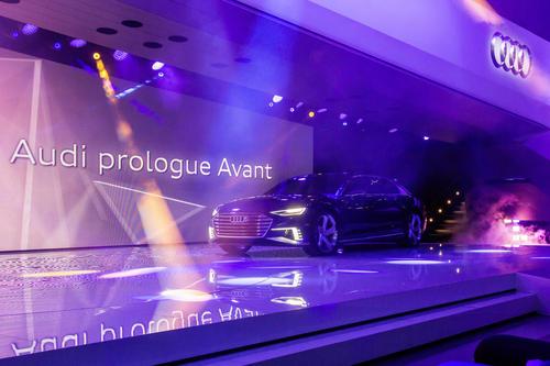 Geneva Motor Show 2015