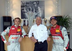 Presentation Audi Sport Team Rosberg 2016
