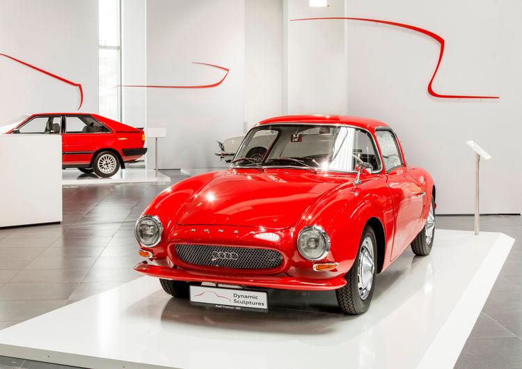 """Dynamic Sculptures"" – DKW Monza"