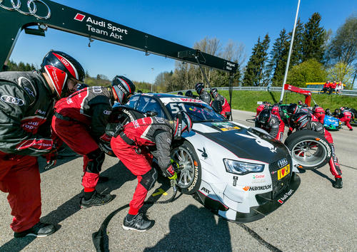 Presentation Audi Sport Team Abt Sportsline 2016