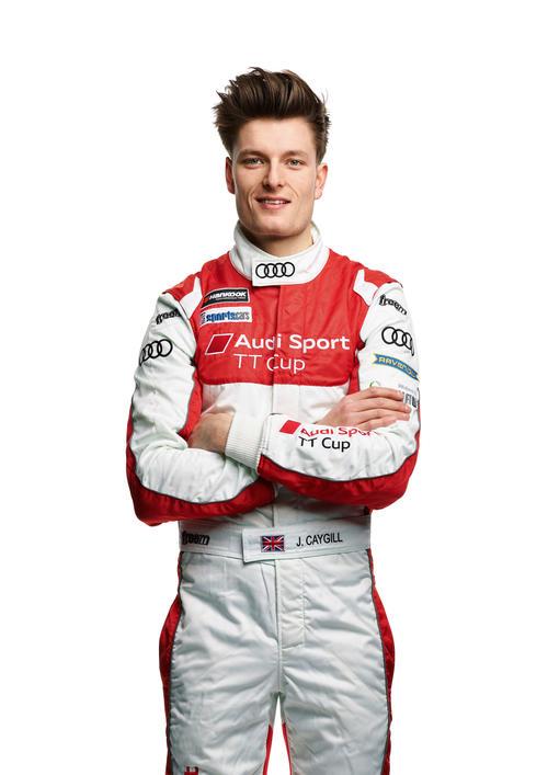 Audi Sport TT Cup, Fahrer 2016