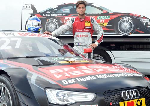Präsentation Audi Sport Team Rosberg 2016