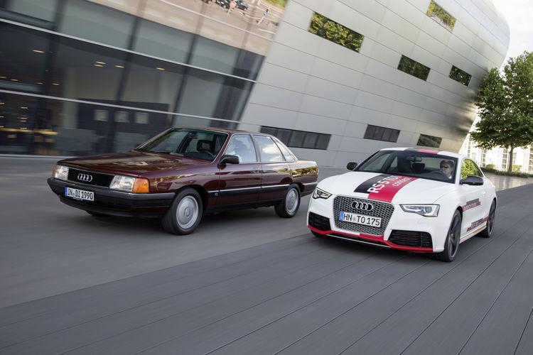 Audi 100 2.5 TDI,  Audi RS 5 TDI concept