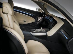 Audi Nuvolari quattro - Innenraum