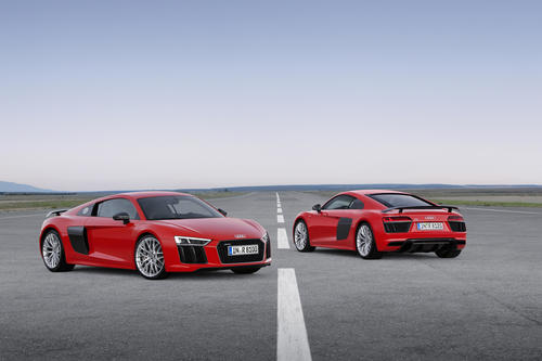 126th Annual General Meeting of AUDI AG 2015