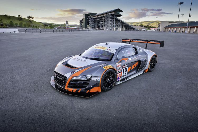 World Challenge mit sechs Audi-Teams