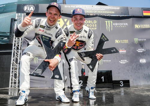 FIA World Rallycross Championship Hockenheim