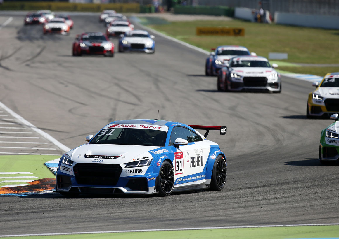 Audi Sport TT Cup to visit 24-hour race at the Nürburgring