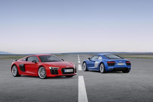 Audi R8 V10 plus, Audi R8 V10