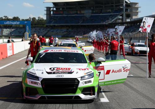 Audi Sport TT Cup, Hockenheim 2016